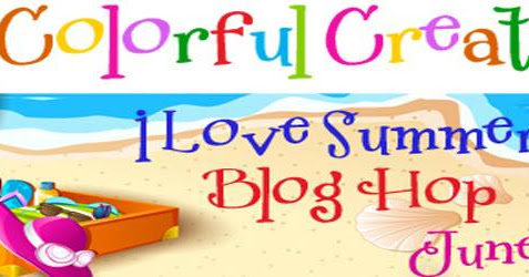 Colorful Creations Summer Blog HOP!
