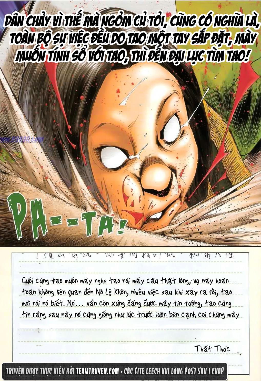 Người Trong Giang Hồ NetTruyen chap 1362 - Trang 10