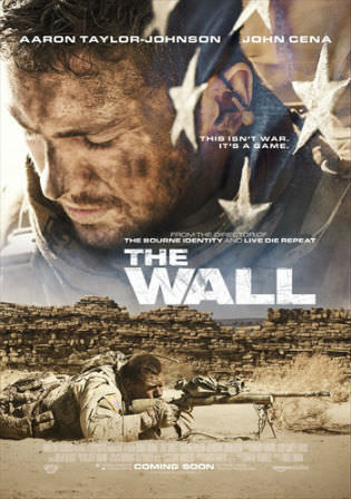The Wall 2017 WEB-DL 700MB English 720p ESubs Watch Online Full Movie Download bolly4u