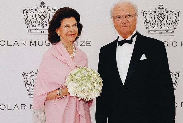 Swedish Royal Family Attended Polar Music Prize 2019