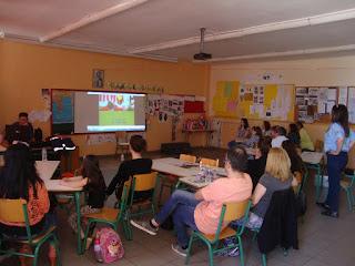 Εκπαίδευση στην ΚΑΡΠΑ για τον Σύλλογο Γονέων του 11 Δημοτικού Σχολείου Κατερίνης