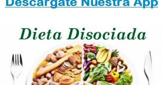 Recetas ensaladas dieta disociada