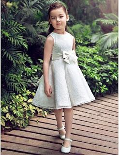 Contoh Baju Pesta Anak Perempuan