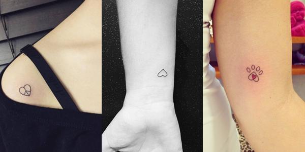 Tatuagem de coração - Blog Mente Viajante