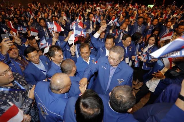 SBY: Apa Artinya Kekuasaan Kalau Keadilan di Negeri ini Hanya Dongeng