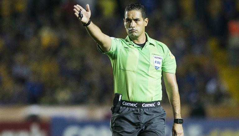 Final de Copa América Centenario con arbitraje mexicano