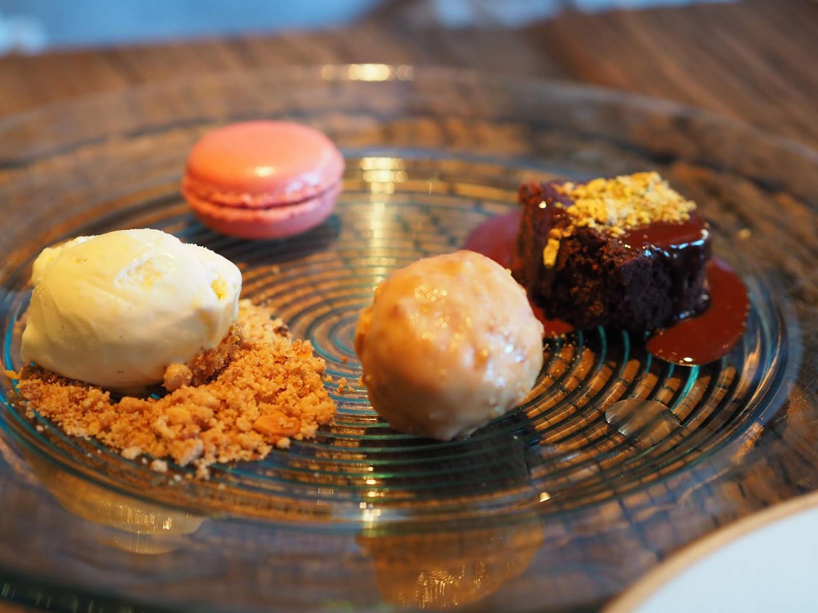 Bistrot Pierre Middlesbrough restaurant review cafe gourmnad dessert