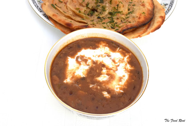 Experience authentic Punjabi flavors with this exquisite rich and creamy Dal Makhani