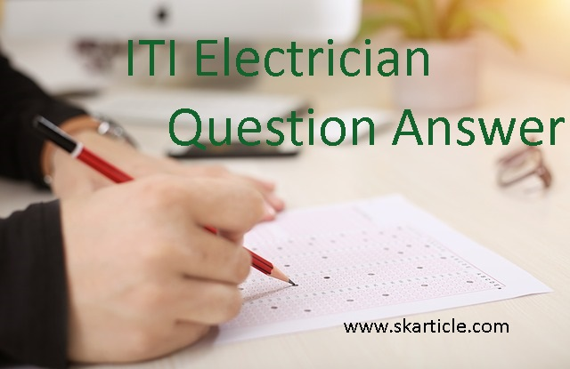 ITI Electrician Question Answer In Hindi