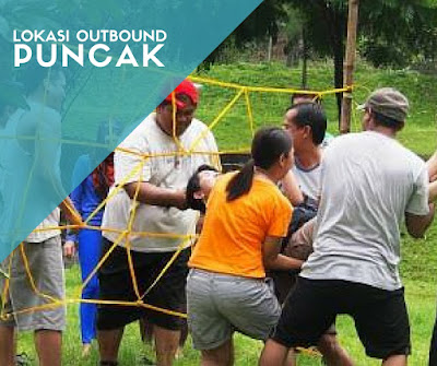 Pilihan Lokasi Outbound di Puncak