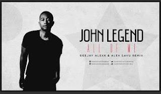 Lirik John Legend - All Of Me