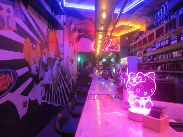 CHIKIN bar