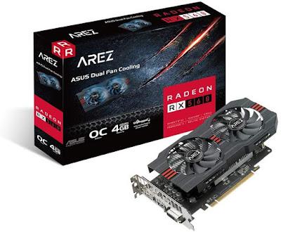 Asus Arez RX 560 OC 4 GB