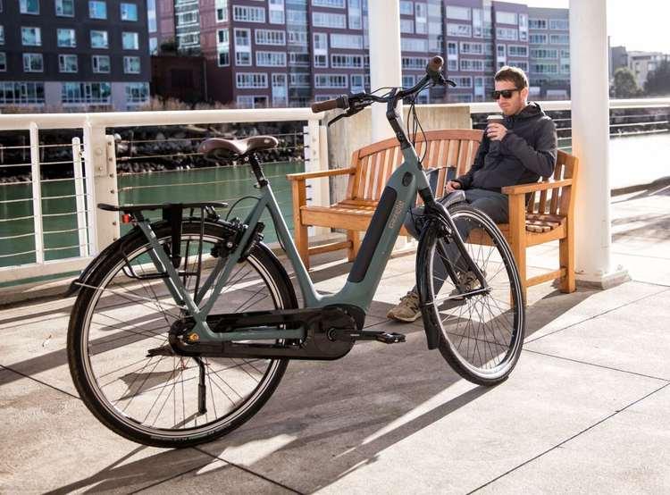 E-bike Gazelle Arroyo C8,  tradición y elegancia holandesa