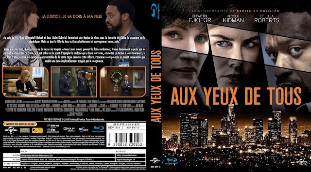 Aux Yeux De Tous Bluray Cover
