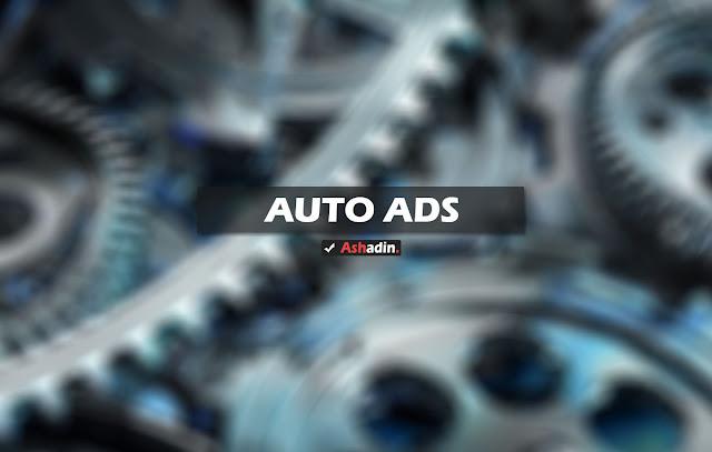 Perlukah menggunakan fitur Auto Ads pada Adsense?
