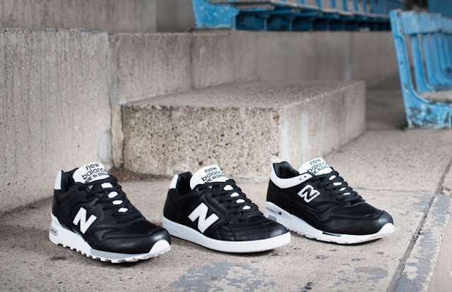 New Balance Football Pack trio