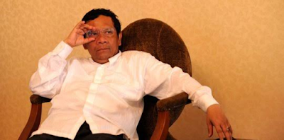 Amien Rais Disebut Terima Uang 600 Juta, Mahfud MD : Belum Tentu Salah, Hanya 'Ritual' Penuntutan