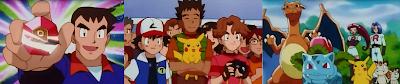 Pokémon Capítulo 54 Temporada 1 La Prueba Máxima