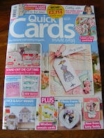 MY CARD PUBLISHED QUICK CARD'S EASY MAGAZINE