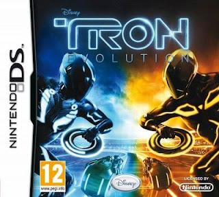 Tron Evolution, nds, español