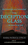 The Deception Glass book cover