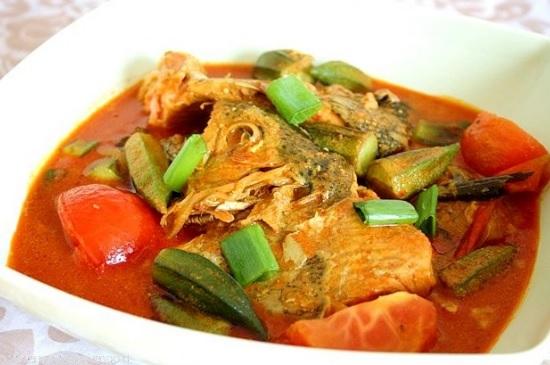 Resep & Cara Membuat Gulai Ikan Gurame