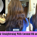 Home-Made Permanent Hair Straightener You Could Do At Home