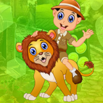 G4K Lion Trainer Escape