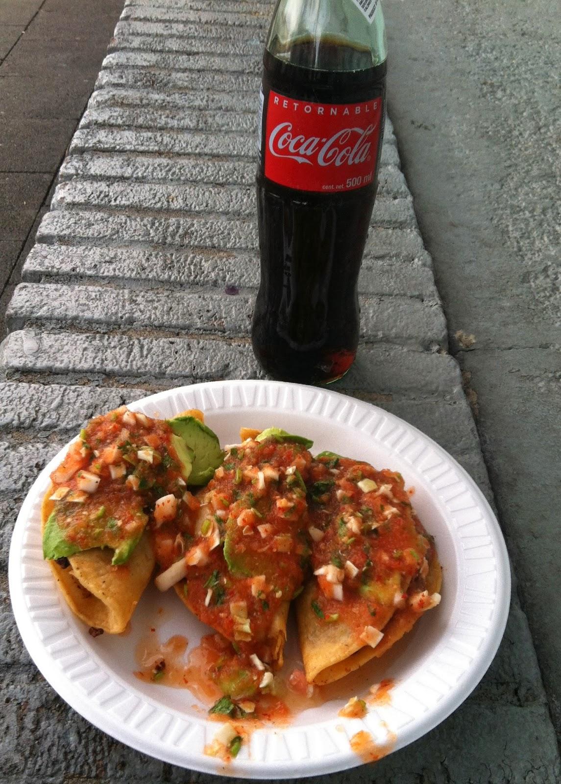 Mariscos Jalisco - A Shrimp Taco Truck