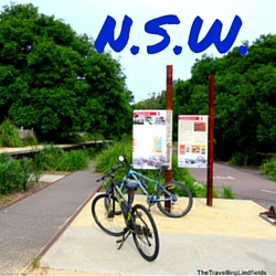 Cycling in New South Wales