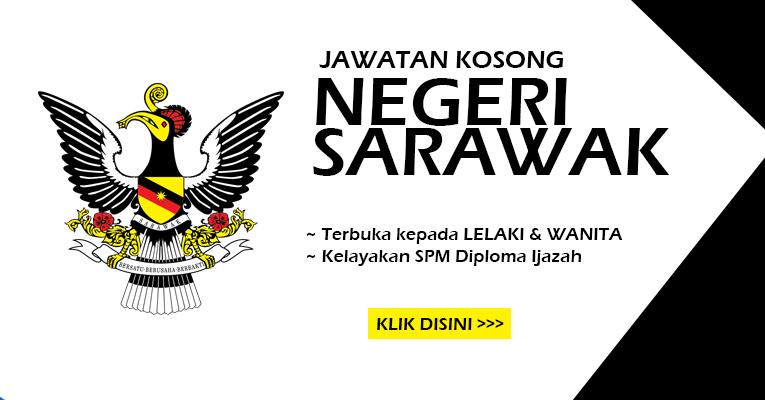 Jawatan Kosong Terbaru di Negeri Sarawak