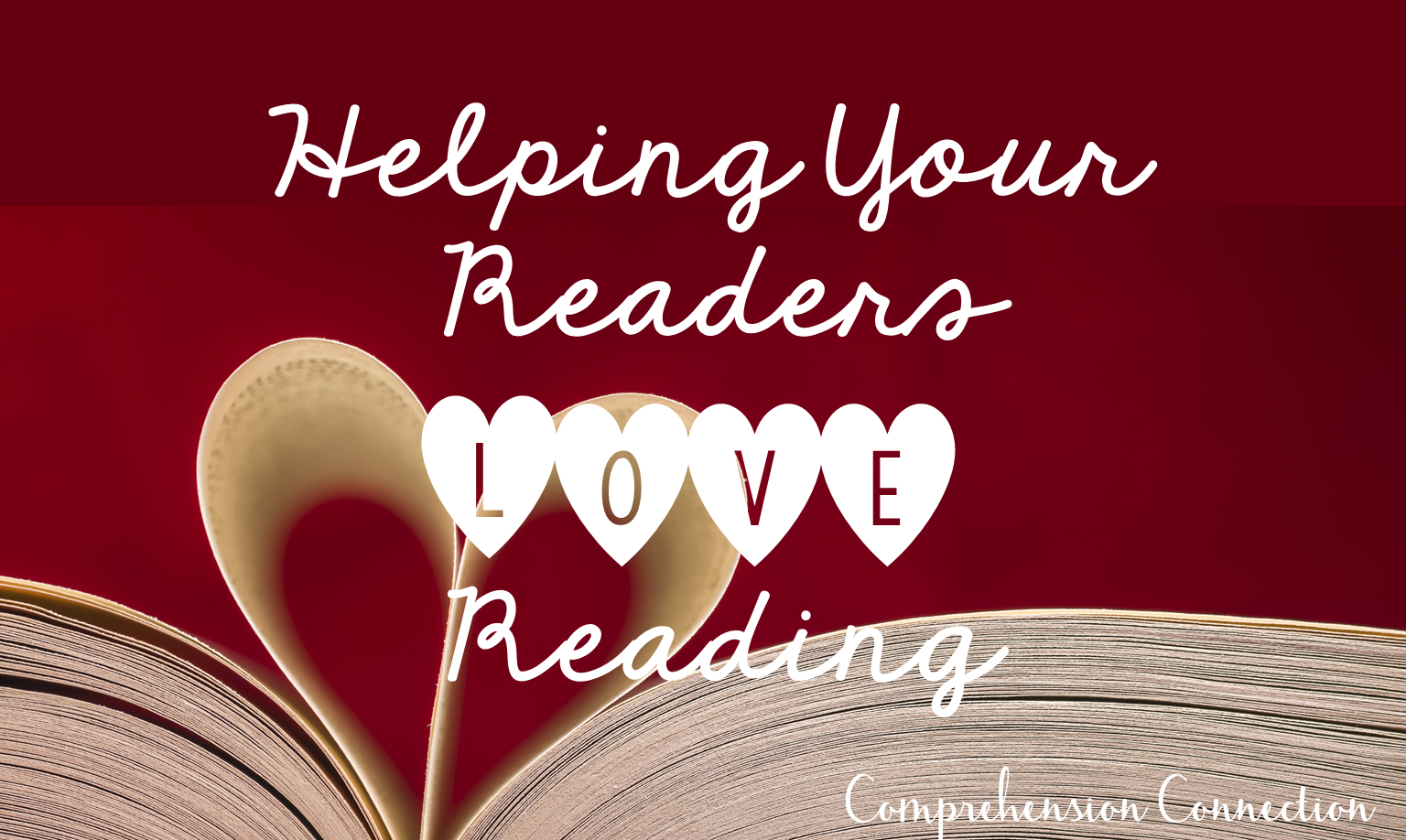 Helping Your Readers Love Reading