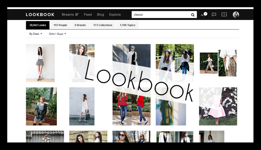 lookbook l modowe inspiracje l styl l stylizacje l moda