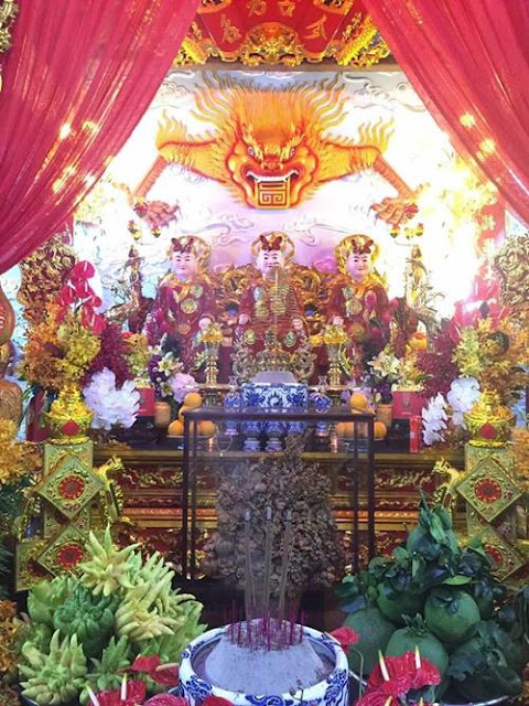 đền thờ tổ 100 tỷ của NSƯT Hoài Linh