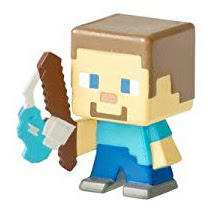 Minecraft Biome Packs Steve? Mini Figure