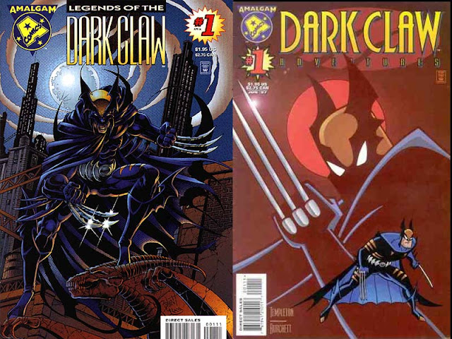 Dark Claw versi Marvel dan DC