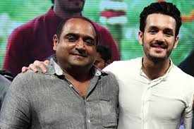 Akkineni Akhil Comments On Director Vikram