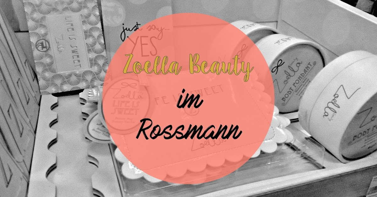 Zoella Beauty gesichtet im Rossmann! | You Are Beautiful