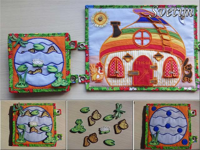 красочная развивающая игра для ребенка дошкольного возраста
