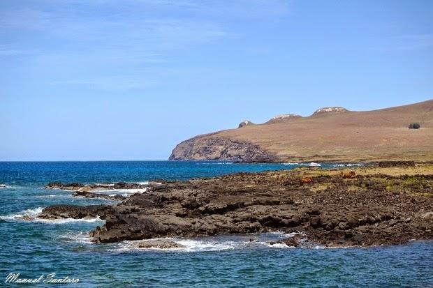 Isola di Pasqua, raggiungendo Anakena