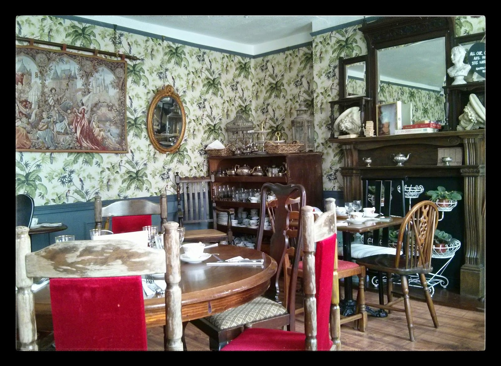 The Enchanted Tearoom, Cheltenham