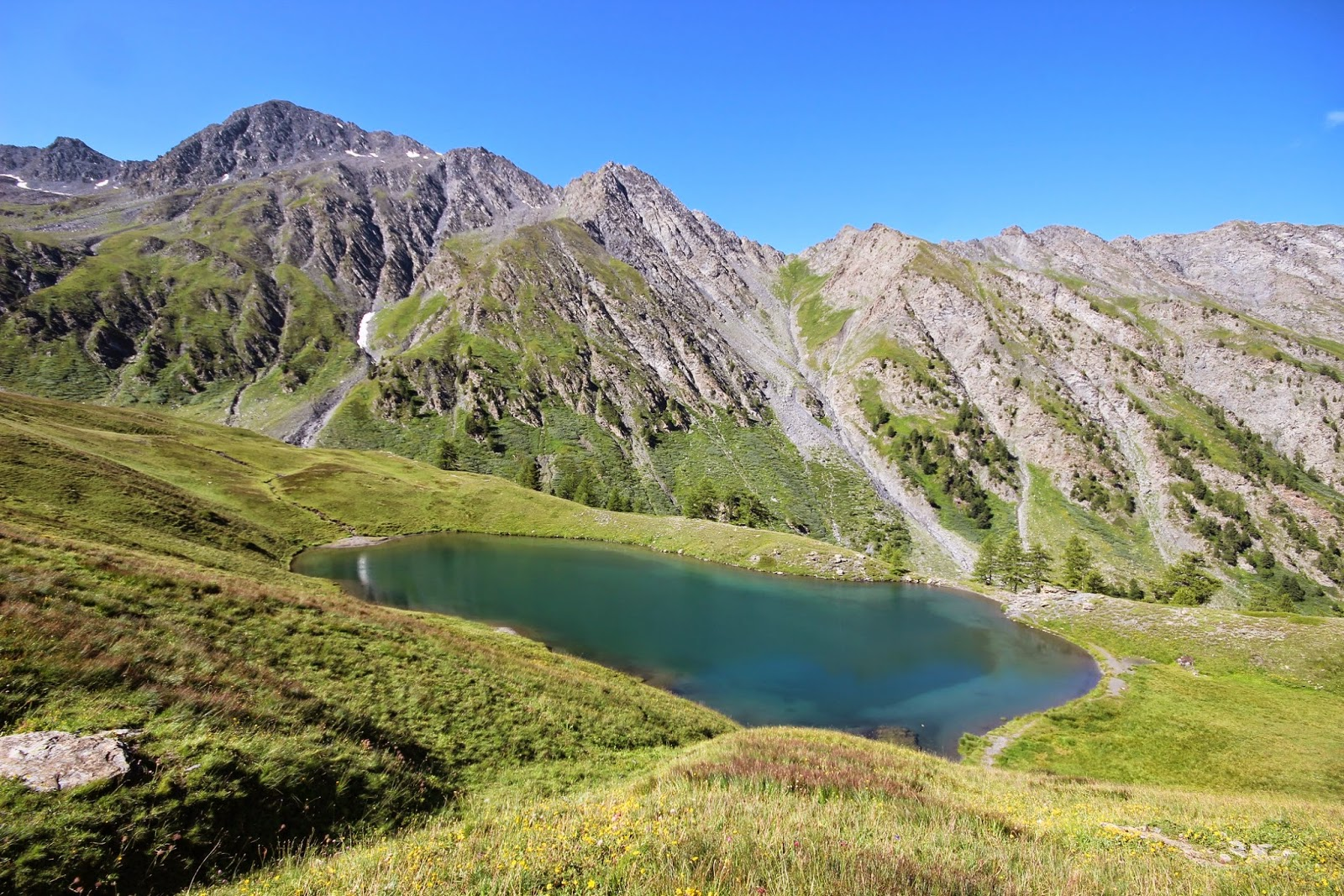 Lac du Queyras