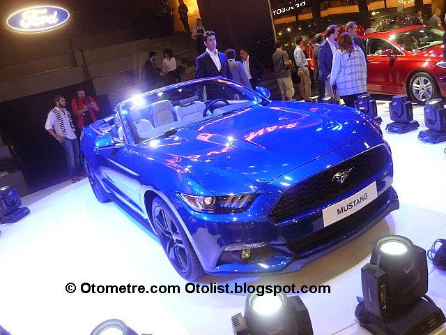 Yeni Ford Mustang
