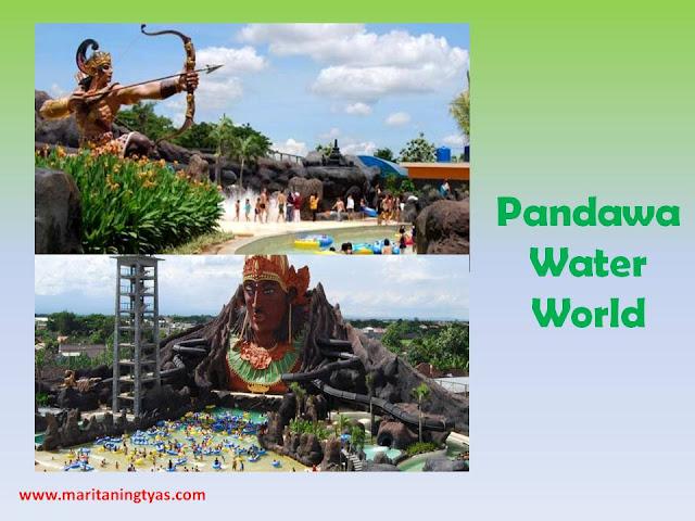 Pandawa Water World Wisata Kota Solo