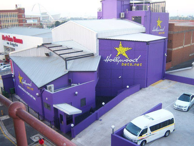 Hollywoodbets Argyle, Stamford Hill, Durban - Branch Parking View
