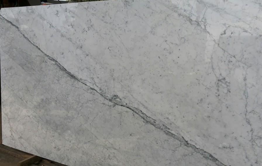 Marmer Putih Carrara