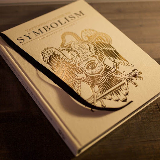 Finally, A Book Based On The Symbolism Behind Our Tattoos