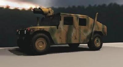 Senjata Api Laser