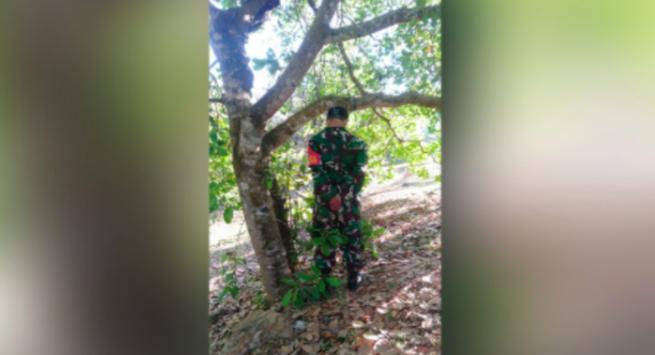 Hasil Otopsi Serda Rudi, TNI yang Tergantung di Pohon Jambu